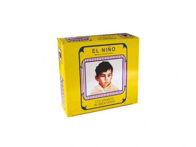 Colorante El Niño 100 carteritas | Azaconsa