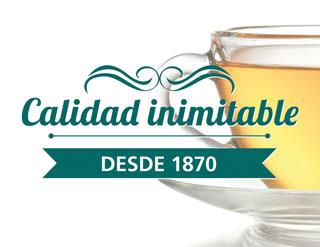 Calidad inimitable desde 1870