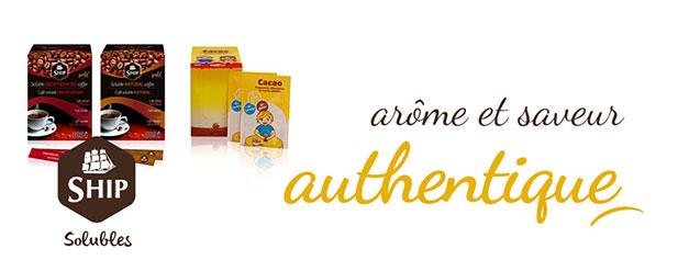 arôme et saveur authentique