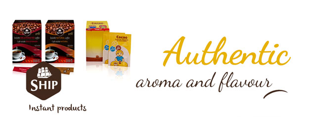 Authentic aroma and flavour