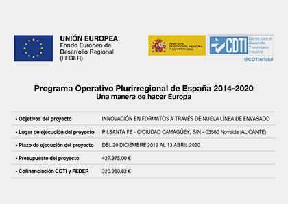 Programa Operativo Pluriregional de España 2014-2020